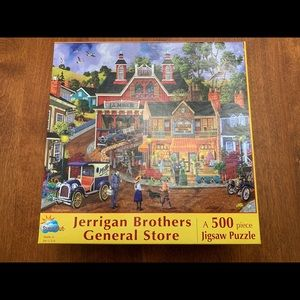 Jerrigan Brothers General Store Puzzle